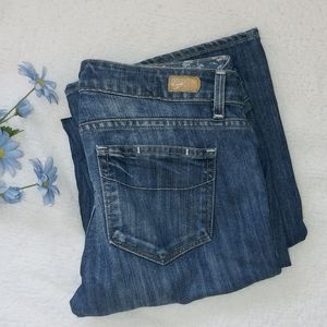 """Paige """"Hollywood Hills"""" boot cut jeans"""